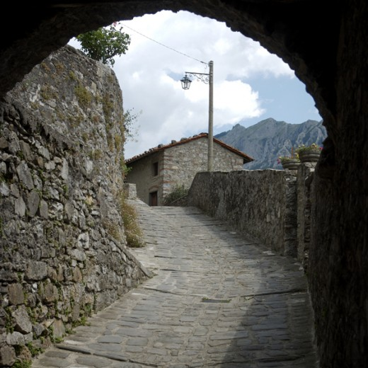 limano is 538 meters above sea level13 kilometers from bagni di luccathe village is extended on a rocky surface which looks down on the valle di limathe