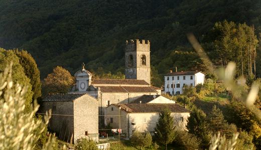Bagni di Lucca Terme - Territory - Lugliano