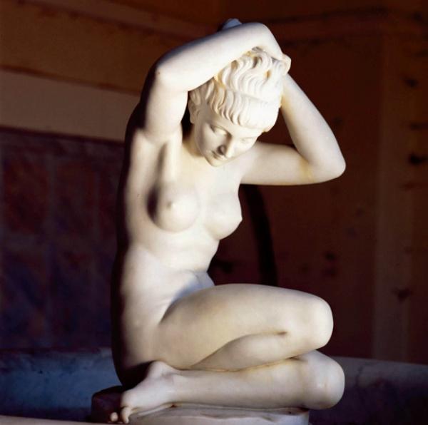 Statua ai Bagni Caldi