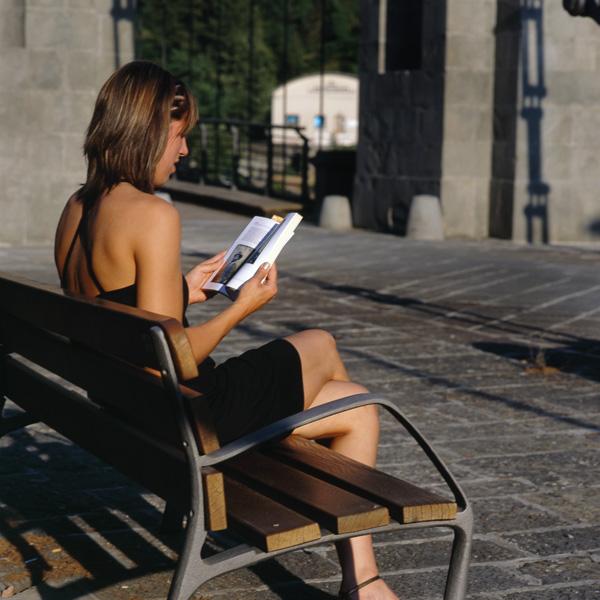 Entspannen Sie sich in der Nähe Ponte delle Catene