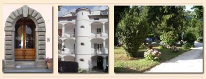 Bagni di Lucca Terme - Dove dormire: Hotel Roma