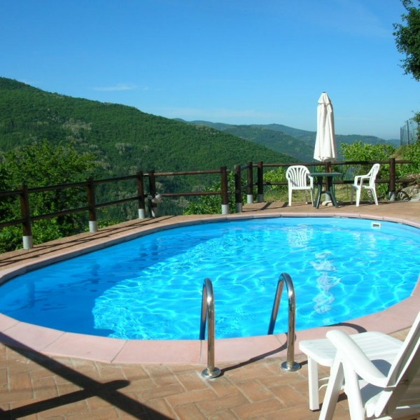 Bagni Di Lucca Terme Unterkunft Agriturismo Il Lago